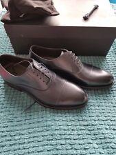 BNIB 5.5 Hugo Boss mens/Boys Stockholm Oxford Italian Leather shoes