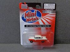 HO '55 Ford Fairline Town Sedan Torch Red 2-Tone - Classic Metal Works #30381