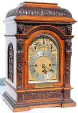 Oak Antique Clocks with Chimes