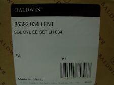 BALDWIN - MINNEAPOLIS SINGLE CYLINDER FULL ESCUTCHEON HANDLESET - 85392.034.LENT