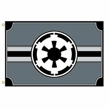 New listing Galactic Empire Star Wars Flag 3x5ft banner