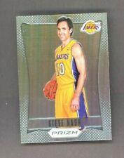 2012 Panini Silver Prizm #113 Steve Nash Lakers HOF