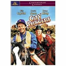 City Slickers (DVD, 2001) Billy Crystal, Daniel Stern, Kirby, Jack Palance ~ NEW