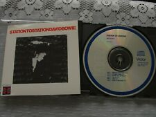 David Bowie - Station To Station,RCA Victor PCD1-1327 US/Japan 1984