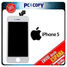 Pantalla LCD IPS RETINA + Tactil completa para iPhone 5 5G BLANCO calidad A+++