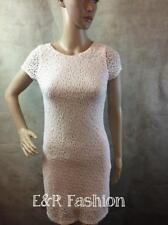 Zara Lace Dress With Open Back Size XS B23 Ref 0881 203