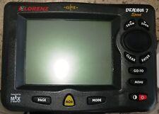 LORENZ GPS Excalibur 7 C-MAP MAX