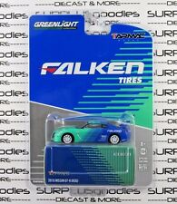 GREENLIGHT Tarmac Works 1/64 Scale 2015 NISSAN GT-R (R35) Falken Tire Exclusive