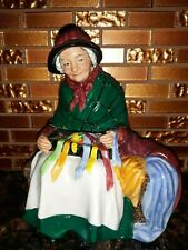 Royal Doulton Figurine Silks and Ribbons Hn 2017 Excellent Condition