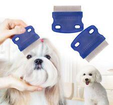 Head Lice Metal Comb Nit Hair Pet Safe Flea comb Kids or Pets