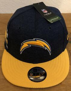 Los Angeles San Diego Chargers Youth Kids Snapback Sideline Hat New Boys