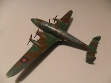 Dinky toys aeroplane #68 Frobisher Class Airliner aircraft light version rare