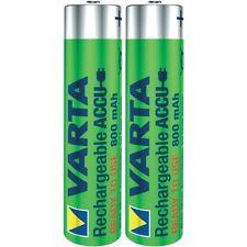 VARTA Ready2Use Accus (Ni-MH) Micro BLI-2 1,2 V / 800 mAh AAA 2er Pack