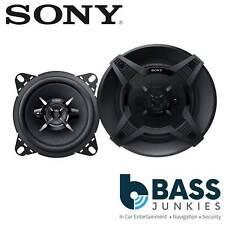 SONY XS-FB1030 3 Way 4 inch 10 cm 440 Watts Car Van Door Dash Shelf Speakers