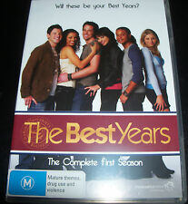 The Best Years Complete First Series Seson 1 (Australia Region 4) DVD