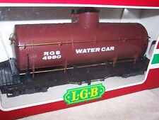 Lgb G Scale Rgs Rio Grande Southern New In Box, 4 Axle, Old Stock Lgb # 4080 Y03