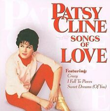 Patsy Cline - Sings Songs of Love [New CD]