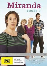 Miranda : Series 2 (DVD, 2011) REGION - 4, NEW, FREE POST WITHIN AUSTRALIA