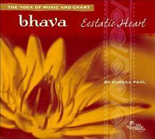 BHAVA: Ecstatic Heart - Russill Paul ..... CD ..... NEW