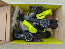 Cardiff Skate Co Lime Green Cruiser Skates Size Youth *New*