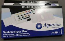 Aquafine Watercolor Scatola di acquerelli marca Daler Rowney