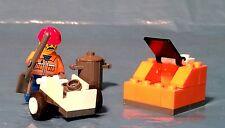 LEGO City 5611 - Public Works +OBA, komplett