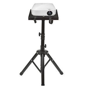 Projektor Beamer Stativ Ständer Halterung Tisch Ablage Pult Universal Stand