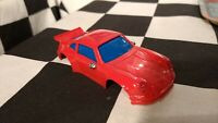 Porsche 911 ähnliche 1:43 Karosserie rot, Artin,Racy,Fastlane,Carrera Go Umbau