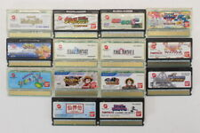 WonderSwan Bandai WS WS Color WSC Crystal Game Sold Individually Updated 10/25