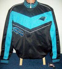Carolina Panthers NFL Track Jacket  Adult XL - Free Shipping