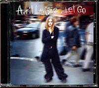 AVRIL LAVIGNE - LET GO - CD ALBUM [1167]