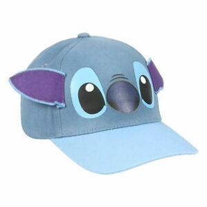 Children's Disney Stitch Character Baseball Cap