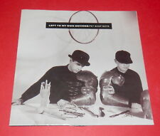 PET Shop Boys -- left to my own devices/The Sound of the Atom... -- Single