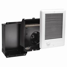 Cadet Electric In Wall Mount Electric Fan Space Heater Bath Bathroom Thermostat