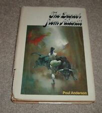 1971 THE DANCER FROM ATLANTIS Poul Anderson Going Back in Time hc/dj