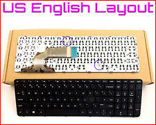 New Laptop US Keyboard For HP Pavilion 15-f004dx 15-f004wm 15-n213tx With Frame