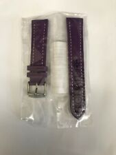 Signature Watch Straps Purple Watch Band 20mm