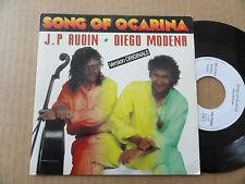 """DISQUE 45T DE  AUDIN & MODENA  """" SONG OF OCARINA """""""