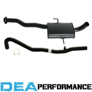 Holden Commodore VS V6 Sedan (Live Axle) 2.5 inch Exhaust System With Tailpipe