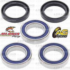 All Balls Rear Wheel Bearings & Seals Kit For Kawasaki KX 250 2003-2007 03-07