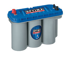 Optima D31M Blue Top Deep Cycle Marine Battery  8052-161 SC31DM