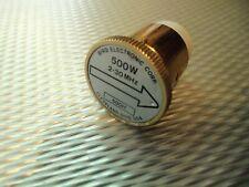 Bird 43 Thruline WattMeter Element 500W 500H 2-30MHz