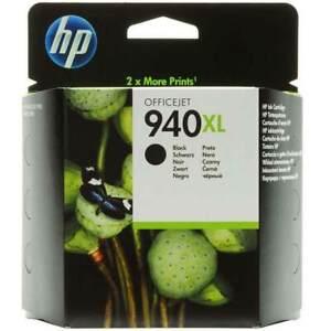 Original HP 940XL schwarz C4906A OfficeJet Office Jet Pro 8000 8500 -o.V.