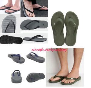 Nike Solay or Solarsoft Thong 2 Flip Flops Slides Bathing Sandal Pool Beach Men