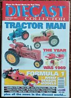 DIECAST COLLECTOR 47 TRACTOR MAN 1969 transits f1 gaydon lorries  SEPT 2001