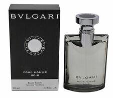 Bvlgari Pour Homme Soir 3.4 oz EDT Spray Mens Cologne