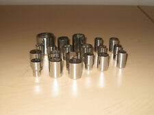 LOT OF 20 ASSORTED SOCKETS MANY DIFFERENT SIZES
