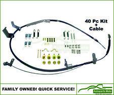 Landcruiser 76 Series Wagon Hand Brake Kit Cable+Spring Pin Clip VDJ76 ~ 2007 on