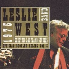Leslie West Band Electric Ladyland Studios Live 1975 2-CD NEW SEALED Mountain