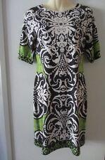 Emilio Pucci silk jersey dress, Size 38, AUS 8-10, new